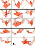 Оригами для девочек 10 лет из бумаги 27