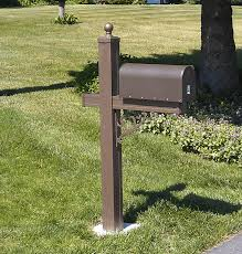 mailbox post. Mailbox Posts - Superior Plastic Products Post L