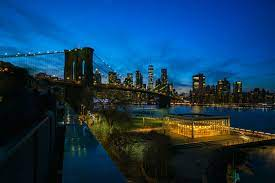 best dumbo restaurants with a view