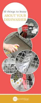 How Do I Clean My Dishwasher 317 Best Kitchen Tips Tricks Images On Pinterest Cleaning