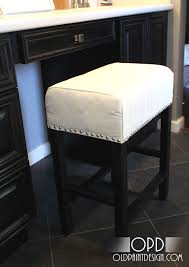 how to build a vanity stool. How To Build The Cheshire Vanity Stool From Old Paint Design Diy Throughout Pinterest