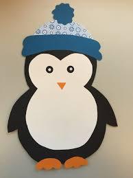 Fensterdeko Pinguin Freebie Klassenkunst Fensterdeko