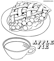 Small Picture Pie coloring pages Coloring pages to download and print