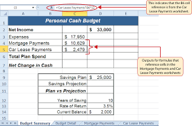 personal finance excel functions for personal finance regarding lease calculator excel