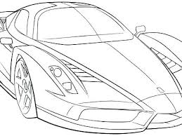 Coloring Pages Ferrari Klubfogyas
