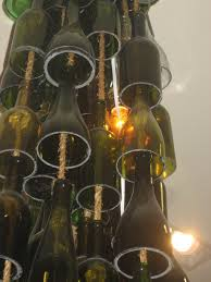 Wine Bottle Light Fixture Wine Bottle Light Fixture There Are Some Notes On This Tumblr