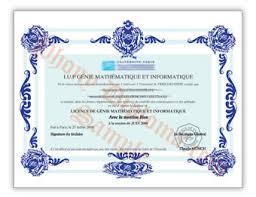fake diploma samples from com universite paris dauphine fake diploma sample from