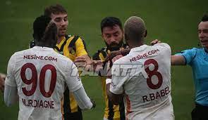 Galatasaray-İstanbulspor maçında olay! Ryan Babel çılgına döndü... -  Galatasaray (GS) Haberleri