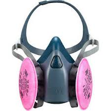 3m Half Facepiece Reusable Respirator 7500 Respiratory Protection