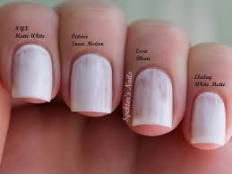 White Nail Polish Design Nail Art Blue Nail Designs To Beauty Your ...