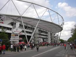 One of our bestsellers in leverkusen! Bayarena Bayer 04 Leverkusen Stadium Journey