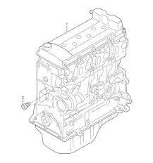 porsche cayenne parts m02 2y short engine 04 comprising valve cover cylinder head crankcase crank drive oil pan
