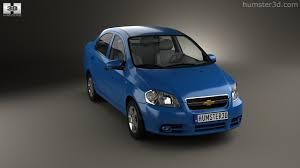 360 view of Chevrolet Aveo (T250) sedan 2006 3D model - Hum3D store