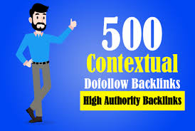 Create High Authority 500 Contextual Dofollow Backlinks For SEO   Legiit