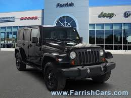 2007 jeep wrangler unlimited sahara manual suv 4 door 4x4