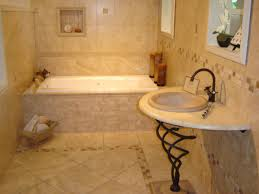 Bahtroom Cozy Bathtub Under Window And Big Candles On Edge Plus - Candles for bathroom