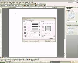 Как сделать рамку в microsoft word  Как сделать рамку в microsoft word 2003