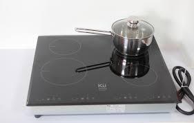 Bếp Âm Từ Đa Vùng Nấu Cảm Ứng KUCHEN Nhập Khẩu ĐỨC MIF437 (2 Bếp Từ + 2 Bếp  Hồng Ngoại) - Bếp điện kết hợp Thương hiệu Kuchen