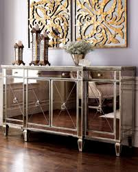 Mirrored Furniture Living Room Mirrored Door Buffet Cabinet Best Home Furniture Decoration