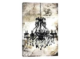 chandelier canvas black chandelier by 1 piece canvas art chandelier canvas print with diamantes chandelier canvas