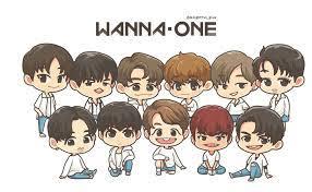 Wanna One Ha Sung Woon Chibi (Page 1) - Line.17QQ.com