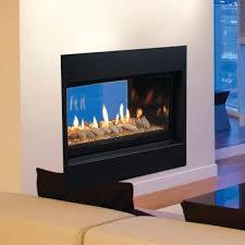 echelon see through direct vent fireplace 42