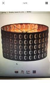ikea lighting shades. ikea nymo black copper lampshade light shade 59cm lighting shades r
