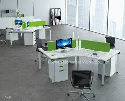 Modern Cubicle Furniture Contemporary Small Modular Office Cubicle 120 Degree