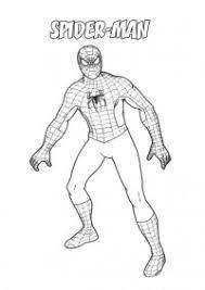 Giochi Da Colorare Gratis Spiderman Disegno Di Maschera Uomo