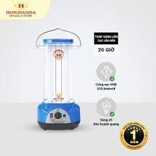 Đèn sạc tích điện đa năng Honjianda HJD-322 36 bóng LED 9W siêu sáng -  Chính hãng giá tốt tốt giá rẻ