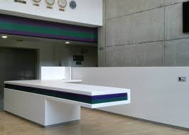 designer office table. Plain Office Corian Office Furniture Creative Of Modern Table Design  In Designer S