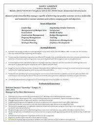 Facilities Manager Job Description Template Driver Job Description ...