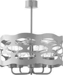 Deckenlampe Kronleuchter Modern Design Metall Modul Rol 5