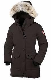 Canada Goose Trillium Parka Caribou For Women