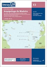 Imray Chart E3 Arquipelago Da Madeira Todd Navigation