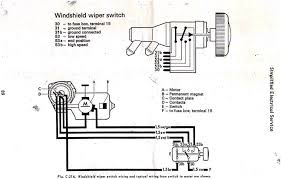 wiring diagram wiper motor marine lucas dr3 ford f650 corvette 1 Speed Wiper Motor Wiring at Wiper Motor Wiring Diagram Chevrolet