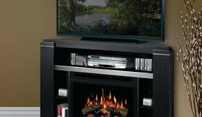 tv stand fireplace corner with home depot electric menards ca