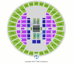 Alliant Energy Center Coliseum Seating Chart