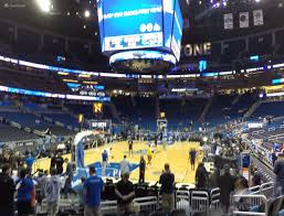 Amway Center Section 109 Seat Views Seatgeek