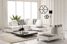 Modern Bedroom Furniture Dallas Modern Sectional Sofas Dallas 5 Pc Cale Collection Black Bonded
