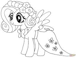 Small Picture My Little Pony Coloring Pages Inspirational 7742