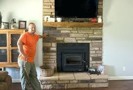 convert gas fireplace to wood burning how to convert a gas fireplace to