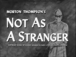 Resultado de imagen de not as a stranger