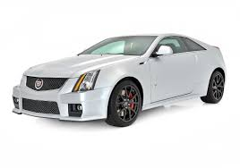 Cadillac CTS-V Coupe Silver Frost : 2013 | Cartype