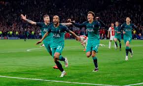 Tottenham vs. Ajax: Spurs rally to reach Champions League ...
