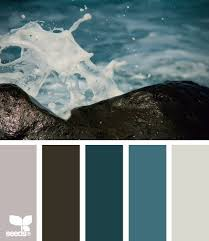 End tables and TV stand have the dark brown. Could get a gray couch and  pull in the turquoise with pillows, lamp, and wall color. The brown/gray  scheme goes ...