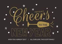 New Year Cards Create New Year Greeting Cards Online For