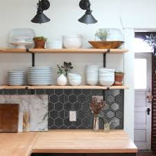 Wallpaper Kitchen Splashback Ideas