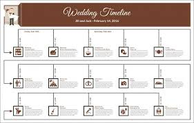 Wedding Day Timeline Excel Wedding Day Itinerary Template Excel Wedding Timeline