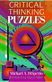Great Critical Thinking Puzzles pdf   Speed   Tide Google Books Advance Motor Control